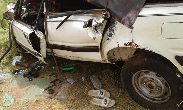 Sept morts dans un accident de la circulation sur la route de Porokhane