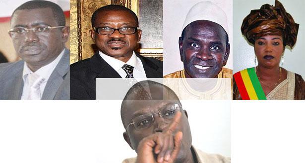 Levée de l'immunité parlementaire de Khalifa SALL: qui sont les membres de la commission ad hoc