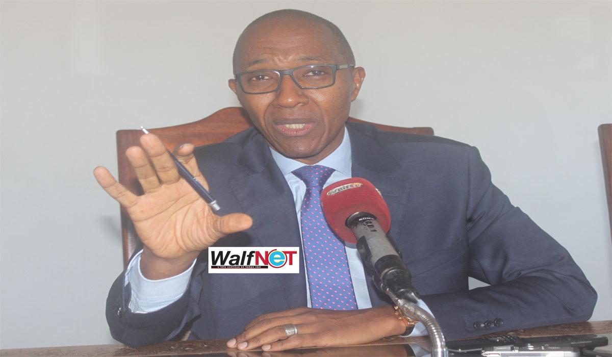 Abdoul MBAYE sur le vol chez lui :«Le Sénégal à l'heure des fake news…«