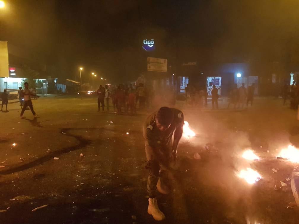 Tambacounda: Les conducteurs de Jakarta mettent le feu à la commune (Photos)