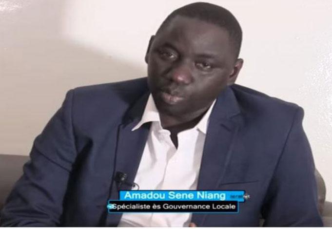 Amadou SENE NIANG : « tout faire pour que la forfaiture ne passe pas »
