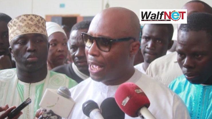 Barthélémy DIAS : «Macky n'a pas libéré Khalifa, il s'est libéré»