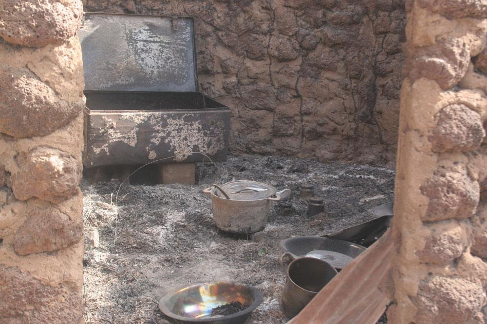 Incendie au Parc Niokolo-Koba: le campement des «amis de la nature», réduit en cendres (Photos et vidéo)