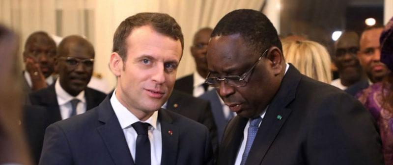 FRANCE-SENEGAL : La recolonisation En Marche  (DOSSIER)