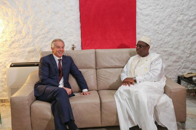 Macky, Tony Blair et les vendredis