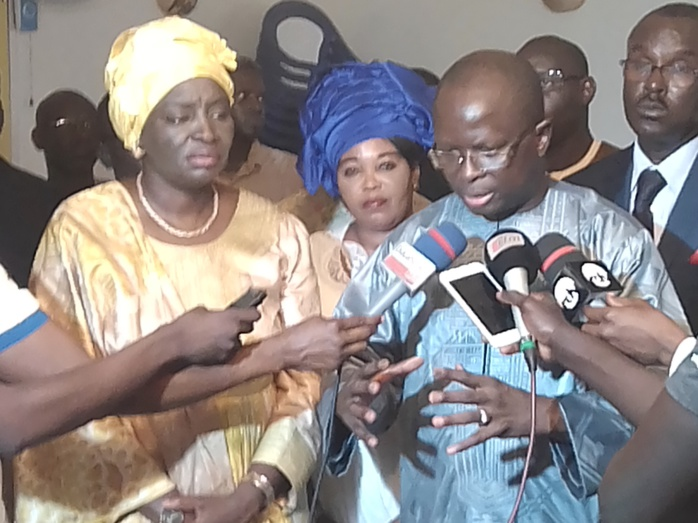 Fada rejoint le festin du parti-cartel BBY (Par Alla KANE)