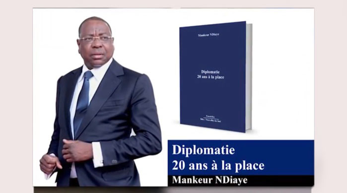 DEDICACE DU LIVRE «DIPLOMATIE, 20 ANS A LA PLACE»: Mankeur NDIAYE fait le plein