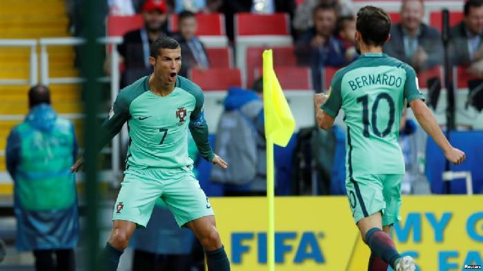 Ronaldo fait plier Salah et l'Egypte, tous les résultats des matches amicaux de ce vendredi