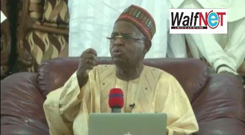 Dérives du pouvoir : Sidy Lamine NIASS dénonce le silence des chefs religieux