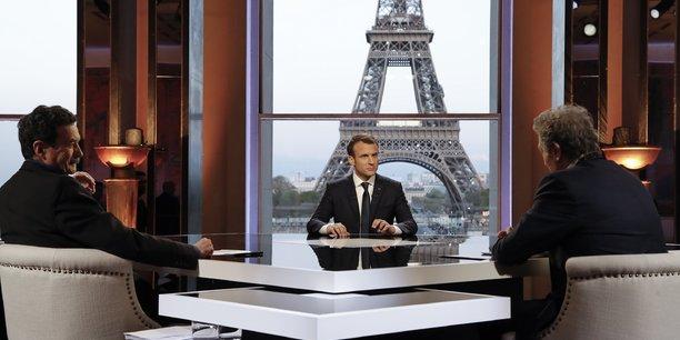 Macron face à Plenel et Bourdin : l'interview que Macky ne tentera jamais