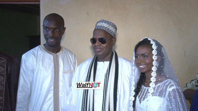 Mariage: Sidy Lamine NIASS bénit sa fille Dr Zaina (Photos)