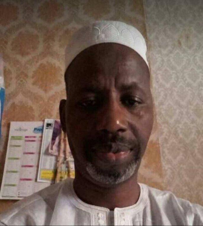 Ismaëla DEH, le Sénégalais écrasé par un fourgon de la police française
