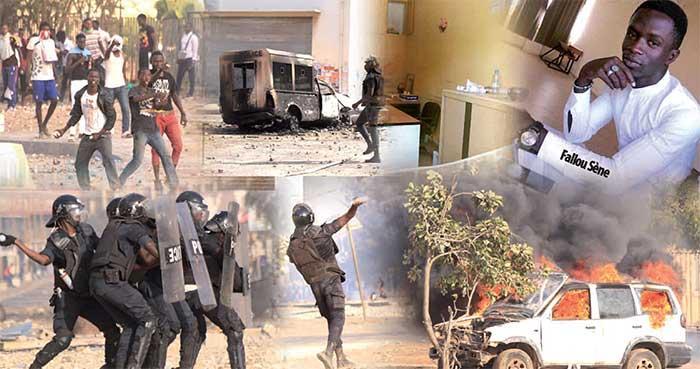 Mort de Fallou SENE : Le SUDES veut une commission d'enquête indépendante