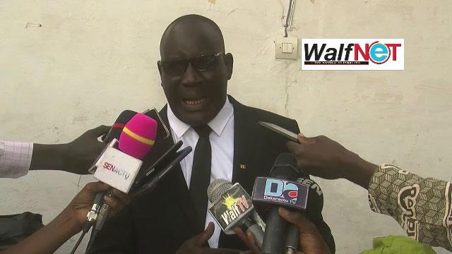Omar NDIAYE dit Anglomadescend CISSE LO: «sans Macky, il serait en train de vendre des arachides»  (vidéo)