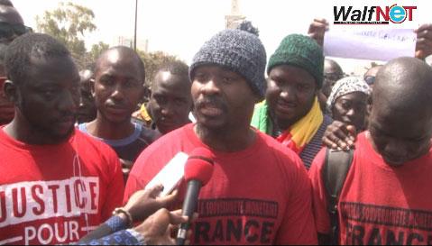 Affaire Omar WATT : Guy Marius SAGNA et cinq de ses camarades arrêtés devant l'ambassade de France