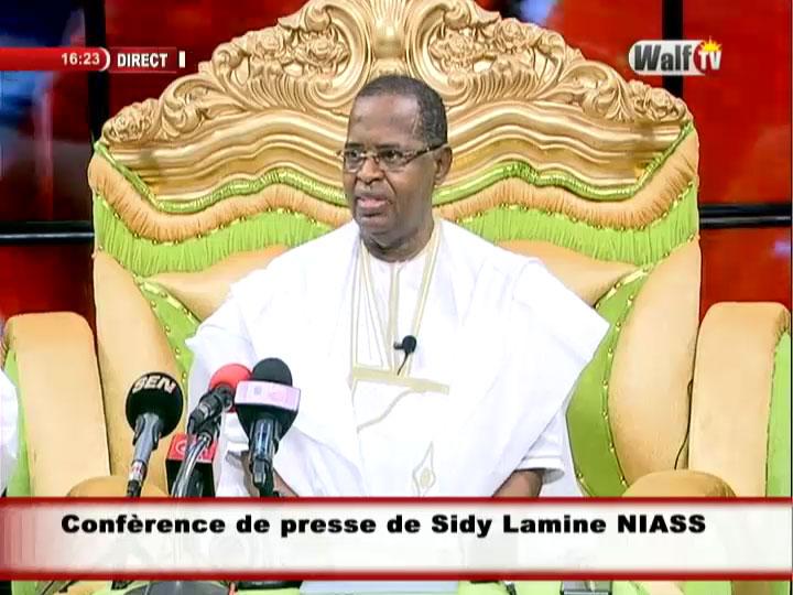 «Péchés d'Israël» : Sidy Lamine NIASS corrige et tance Idrissa SECK