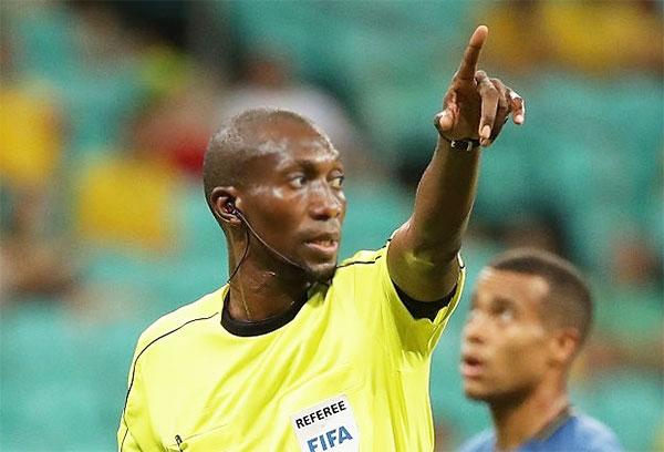 Coupe du monde 2018 : Malang DIEDHIOU et ses assistants déjà en Russie