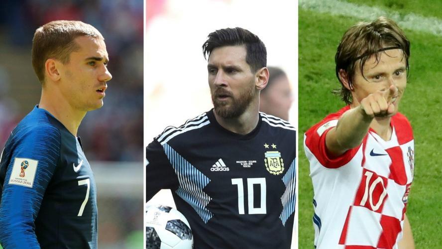 Coupe du monde: France-Argentine et Croatie-Danemark en 8es de finale
