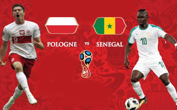Pologne vs Sénégal : les compos des deux équipes