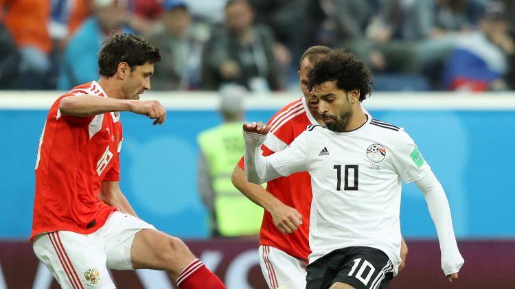 Russie vs Egypte : Chute pyramidale des Pharaons éliminés de la Coupe du monde