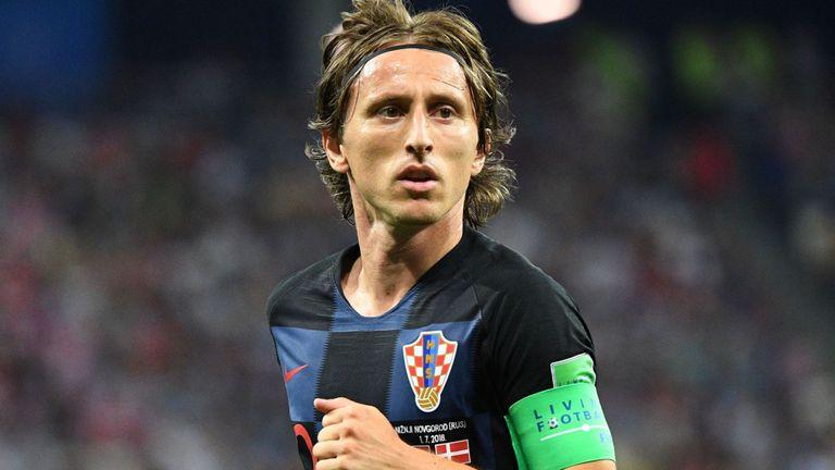 Luka Modric : le petit réfugié devenu géant du foot
