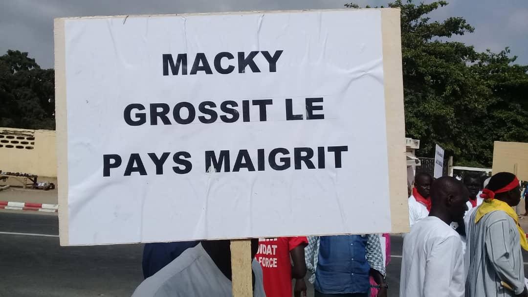 Marche de l'opposition ce vendredi: le préfet de Dakar s'écarte