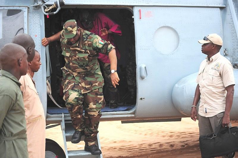 Recrudescence des morts : en l'absence de PM, Macky tient une réunion de sécurité au Palais