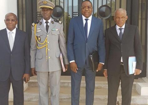 Cheikh Tidiane SALL remplace Bruno DIATTA