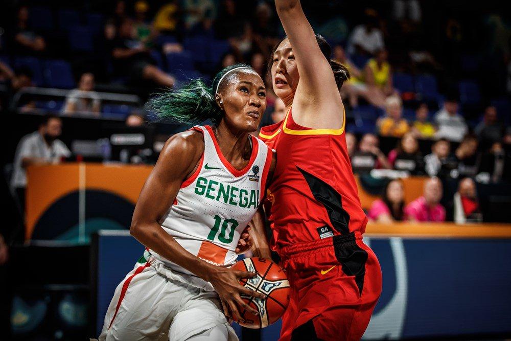 Coupe du Monde Basket : La Chine bat le Sénégal (75-66)