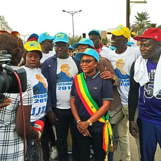 Forte Mobilisation : L'opposition avertit Macky et ses partisans
