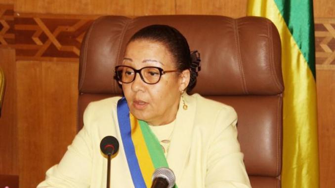Gabon : Lucie Milebou Aubusson remplace Ali Bongo à la Présidence