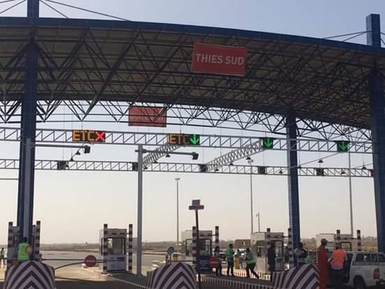 L'autoroute refermée ce vendredi : l'inauguration, de la poudre aux yeux
