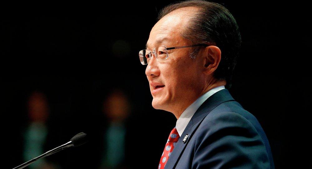 Le président de la Banque mondiale débauché par  «une société» d'investissements