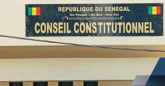 Le Président du Conseil Constitutionnel, Pape Oumar SAKHO, «dans l'illégalité, depuis le 12 aout 2016»