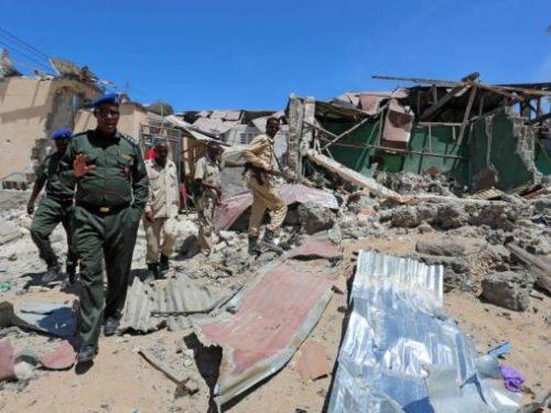 Somalie : des frappes aériennes de l'armée américaine tuent douze personnes