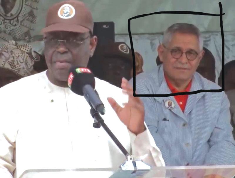 Robert Bourgi dans la campagne de Benno: Macky joue avec le feu