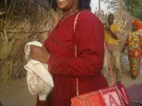 Marieme FAYE SALL, chez les paysans avec un sac à plus de 2 000 000, fait jaser
