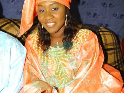 Adja Déthié PENE l'épouse de Cheikh Béthio THIOUNE qui a «secoué» le tribunal
