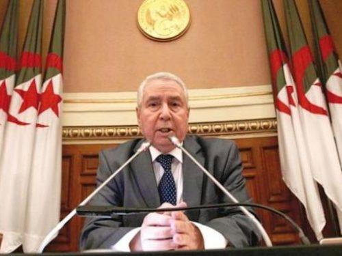 Algérie: Bensalah confirmé Président