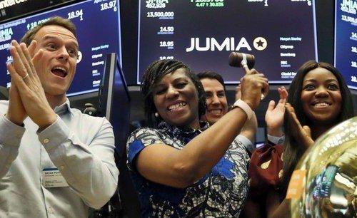 Entrée en bourse : comment Jumia a pénétré Wall Street