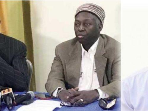Mamadou Lamine DIALLO, Thierno Alassane SALL, Abdoul MBAYE … lancent le Congrès de la Renaissance Démocratique « And Dekkil Bokk »