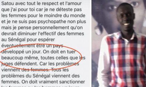 Procès Ousmane MBENGUE: le procureur corse l'addition