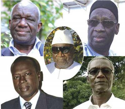 Dialogue politique :  les retraité remis en selle