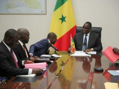 Dialogue National: Les propositions du chef de l'Etat