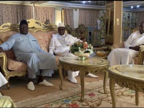 Famara Ibrahima SAGNA : « Je ne fais pas un travail partisan… »