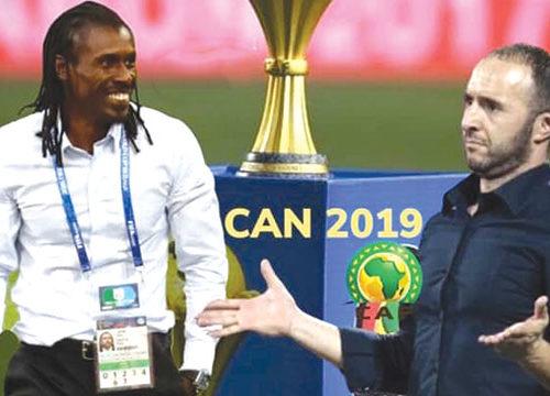 SENEGAL-ALGERIE, CE JEUDI : Aliou Cissé et Djamel Belmadi cachent leur jeu