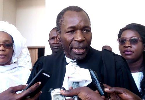 Me Ousseynou FALL: Le peuple sénégalais ne mérite pas d'être dirigé par un Président comme Macky