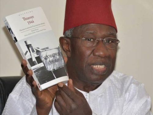 Histoire générale du Sénégal:Der s'explique encore et couvreMacky