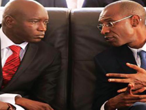 Incinération de cocaïne :  Aly Ngouille NDIAYE et Abdoulaye Daouda DIALLO  incinèrent 1107 kg sur 1110 saisis