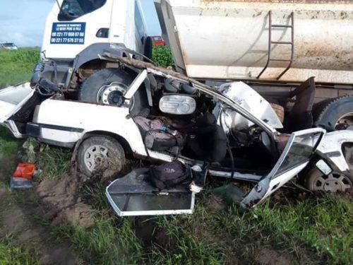 Oussouye: un accident fait au moins six morts, dont un bébé de six mois